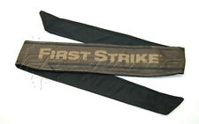 First Strike Paintball Headband Fs Lightning Bolt Brown Head Band Tiberius Arms