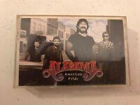 Alabama American Pride RCA 1992 tape cassette