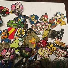 DISNEY TRADING PINS LOT OF 50 100% TRADABLE  NO DOUBLES FAST FREE USA SHIPPING 5