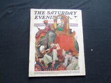 1928 JUNE 16 THE SATURDAY EVENING POST MAGAZINE - ILLUSTRATED COVER -SP 1313