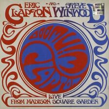 Eric Clapton And Steve Winwood - From Madison Squa CD