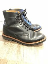 MARK MCNAIRY MEN'S  LEATHER BOOTS MADE IN ENGLAND  SIZE 9uk 10us