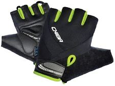 Chiba Air Plus Line Mitt Black/Neon Large Mountain Bike Cycling Gloves