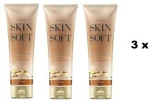 3 X Avon Skin So Soft Enhance & Glow Body Lotion - Fair - 200ml