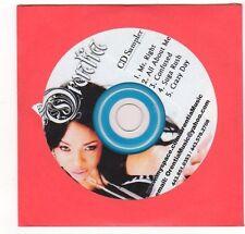 (EZ491) Orentia, 5 track sampler - unopened DJ CD