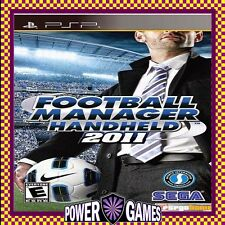 Football Manager Handheld 2011 (Sony PSP) Brand New