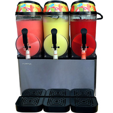 3 TANK HIGH PERFORMANCE FROZEN DRINK MACHINE SLUSHY MARGARITA GRANITA TOP LINE