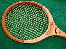 Vintage Slazenger Tournament Wood Squash Racquet