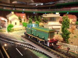TRAIN ELECTRIQUE - Locotracteur SNCF Y 51130 JOUEF N° 3 - HO 1/87