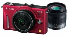 Panasonic Digital Single-Lens Camera Gf2 Double Lens Kit 14Mm / F2.5