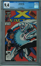 X-FACTOR #45 CGC 9.4 HIGH GRADE WHITE PAGES 1989