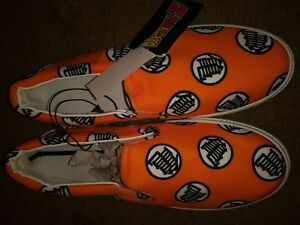 Dragonball Z Shoes Quick Turn Core Deck Adults Limited Edition Men's Size 11 USA