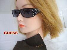 Authentique **GUESS** lunette solaire INCRUSTE STRASS  IMPECCABLE  + étui