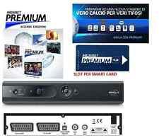 Decoder Digitale Terrestre Mediaset Premium Interattivo MHP DIGIQUEST 9100