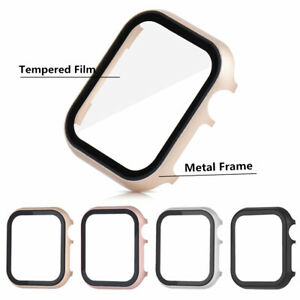 iWatch 38/42/40/44 Hard Protective Full Cover Case for Apple Watch SE 6 5 4 3 2