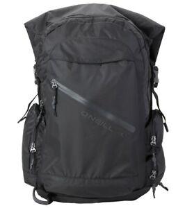 O'Neill Bromuda Surf Traveler Wetsuit Beach Backpack Black NO LONGER MADE