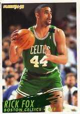 Carte Fleer Basketball 94 - 95 Rick FOX  Boston Celtics NBA