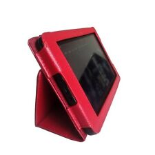 Genuine Leather Pouch Case Cover Jacket for Amazon Kindle Fire Tablet