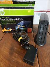 HP DVD1040e External 20X Multiformat DVD Writer