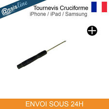 TOURNEVIS CRUCIFORME 1.5MM IPHONE 3 4 4S 5 5S 5C 6 IPAD MACBOOK IPOD GALAXY S