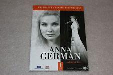 Anna German - Odcinki 1-4 DVD  SERIAL