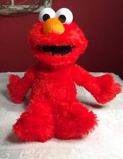 "Tickle Me Elmo 16"" Talking Plush Doll 2007 Stuffed Animal Muppet Toy"