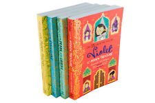 Harriet Whitehorn Violet Solve The Case 4 Books Collection Set - Mummy Mystery
