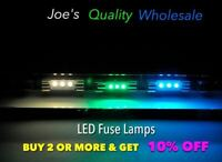 (100) LED 8V FUSE LAMPS 2226 METER- DIAL/4230 / Marantz COLOR CHOICE ! RECEIVER
