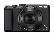 Nikon Coolpix A900 (Black) - International Version (No Warranty)