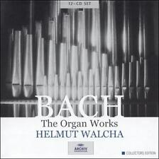 NEW Bach: The Organ Works (Audio CD)