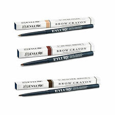 Eylure Long Lasting Intense Colour Twist Up Brow Crayon & Sharpener - Assorted