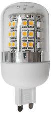 LAMPADA A LED ATTACCO G9 3,5W LUCE BIANCA 6000K D. 31MM L.66MM 48LED SMD3528