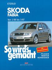 Reparaturanleitung Skoda Fabia 2000-2007 Werkstatthandbuch So wirds gemacht 130