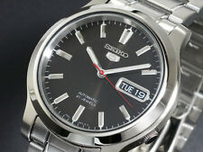 SEIKO 5 SNK795 SNK795K1 21 Jewels Automatic Black Dial 30m WR !