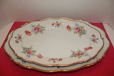 EDELSTEIN  Suranne  GERMANY MARIA THERESIA BLANK  #16841  LARGE  PLATTER