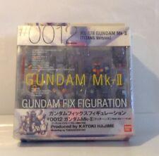 Gundam Fix Figuration Bandai Gundam MK II RX-178 #0012 Figure