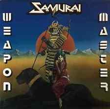SAMURAI - Weapon Master (LP) (NM/EX)