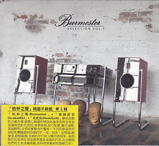 """Burmester Selection Vol.1"" Inakustik Stockfisch Audiophile HQCD Germany CD New"