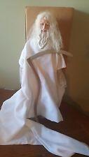 UFDC 2000 MARCUS Father TIme Porcelain Doll,  Fin du Millenaire Susan Dunham
