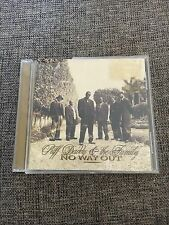 PUFF DADDY & THE FAMILY, NO WAY OUT CD.