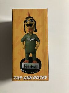 2020 Green Bay Booyah Top Gun Rocky Bobblehead SGA Bobble Head