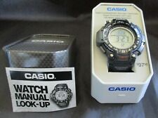 CASIO SGW1000-1ATN ALTIMETER/BAROMETER/THERMOMETER COMPASS WORLD TIME WATCH