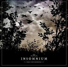 NEW! INSOMNIUM (DEATH METAL) - ONE FOR SORROW - CD