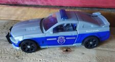 Transformers Figure Retro Father's Day Movie Recon Barricade Frenzy Deluxe Class