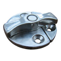 Stainless Steel Gravely Catch, Door Closure, 316 Stainless