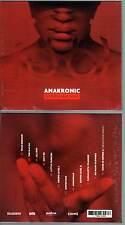 """ANAKRONIC """"Spoken Machine"""" (CD Digipack) 2015 NEUF"""