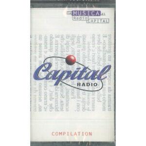 AA.VV MC7 Capital Radio Compilation / Virgin – 8 45405 4 Sigillata