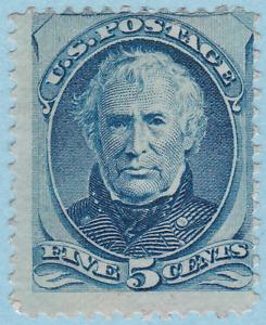 United States of America 1879 SC#185 MH Cat: £220