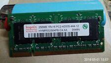 HUNIX 256MB SO-DIMM DDR2 533MHz PC2-4200