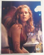 AMY ADAMS Signed 11x14 PHOTO with PSA/DNA COA